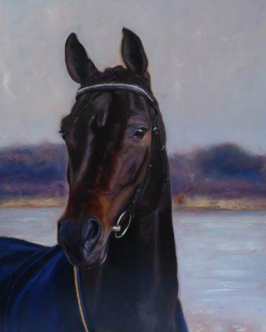 Paard Poëtin